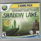 MCF's: Shadow Lake/ Cursed Memories: Secret of Agony Creek (Jewel Case-PC, 2013)