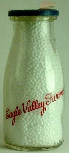 EAGLE VALLEY FARMS � Milk Bottle -  2 SIDES Pyro Rd HP E plus p16read FAQ