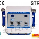 Ultrasound Therapy 1&3 MHz Cont. & Pulse Mode Electrotherapy Machine Home Use