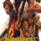 Moonrunners-DVD Movie-Starring James Mitchum and Kiel Martin
