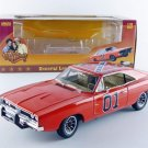 The Dukes Of Hazzard General Lee 1969 Dodge Charger 1:18 Die-Cast Model
