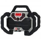 Porter-Cable 20-Volt Max* Dual-Power Jobsite Charging Radio Item #RA48781