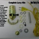 lamp part kits-$4.60 each- make your own