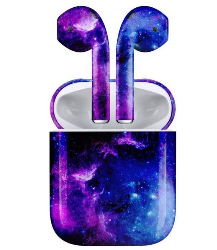 Galaxy Overdrive Custom Airpods