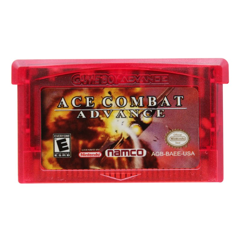 Ace Combat Advance Gameboy Advance GBA Cartridge Card Handheld Console US Version