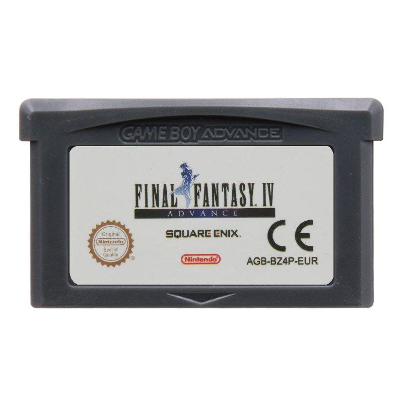 Final Fantasy IV Advance Gameboy Advance GBA Cartridge Card  EUR Version