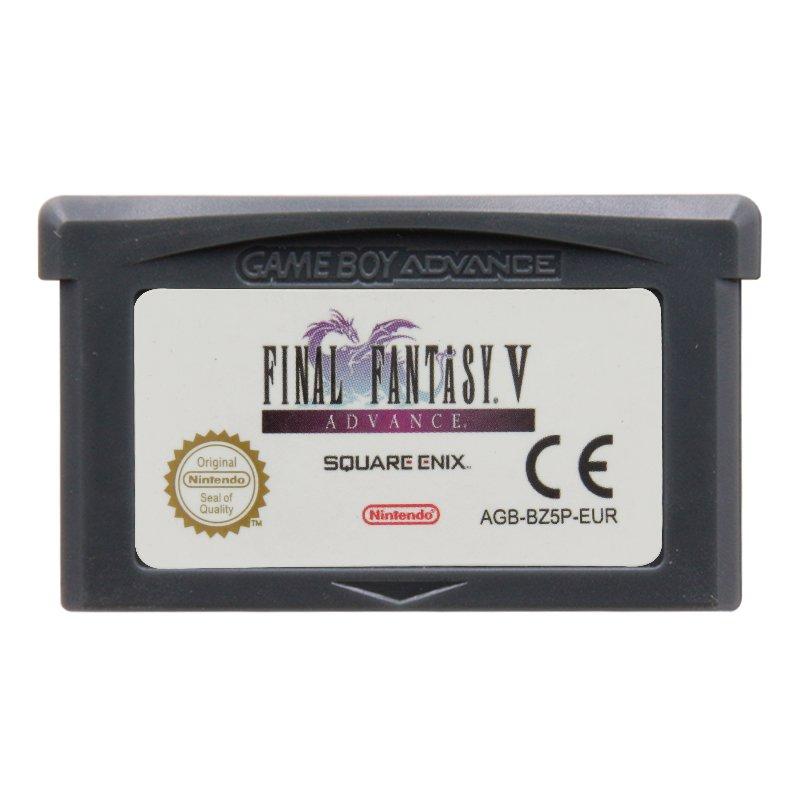 Final Fantasy V Advance Gameboy Advance GBA Cartridge Card  EUR Version