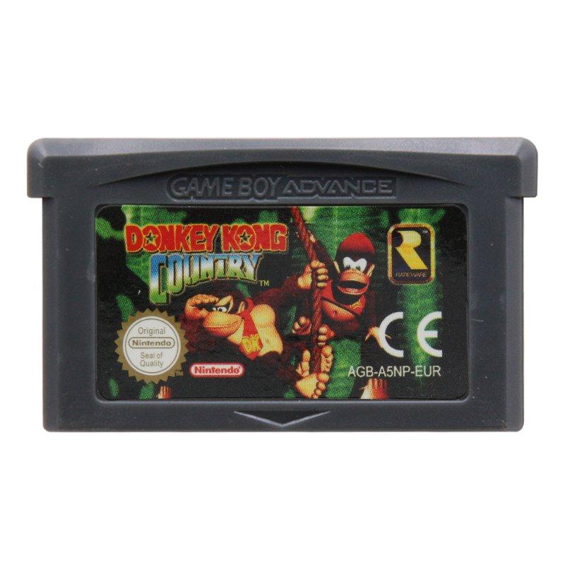 Donkey Kong Country Gameboy Advance GBA Cartridge Card  EUR Version
