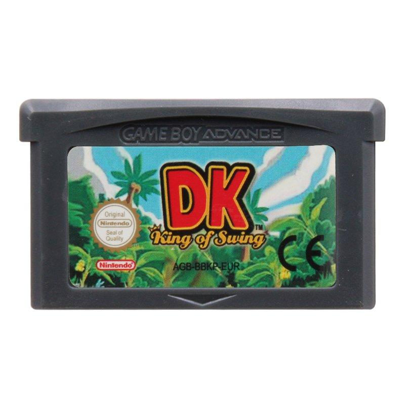 Donkey Kong King of Swing Gameboy Advance GBA Cartridge Card  EUR Version