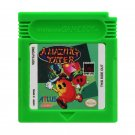 Amazing Tater Gameboy Color GBC Cartridge Card US Version