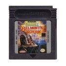 Castlevania 2 - Belmont's Revenge Gameboy Color GBC Cartridge Card US Version