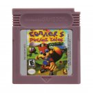Conker's Pocket Tales Gameboy Color GBC Cartridge Card US Version