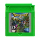 Dragon Warrior I and II Gameboy Color GBC Cartridge Card US Version