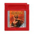 Duke Nukem Gameboy Color GBC Cartridge Card US Version