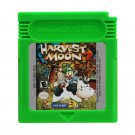 Harvest Moon 2 Gameboy Color GBC Cartridge Card US Version