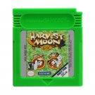 Harvest Moon 3 Gameboy Color GBC Cartridge Card US Version