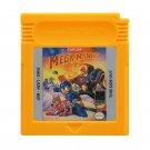 Mega Man IV Gameboy Color GBC Cartridge Card US Version