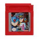 Megaman2 Xtreme Gameboy Color GBC Cartridge Card US Version