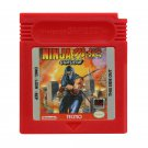 Ninja Gaiden Shadow Gameboy Color GBC Cartridge Card US Version