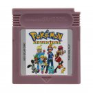 Pokemon Adventure Gameboy Color GBC Cartridge Card US Version