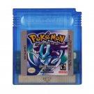 Pokemon Crystal Gameboy Color GBC Cartridge Card US Version