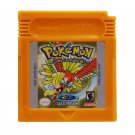 Pokemon Golden Gameboy Color GBC Cartridge Card US Version