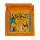 Pokemon Orange Gameboy Color GBC Cartridge Card US Version