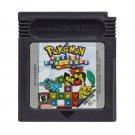 Pokemon Puzzle Challenge Gameboy Color GBC Cartridge Card US Version