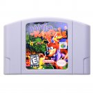 Banjo-Kazooie Nintendo 64 N64 Cartridge Card US Version