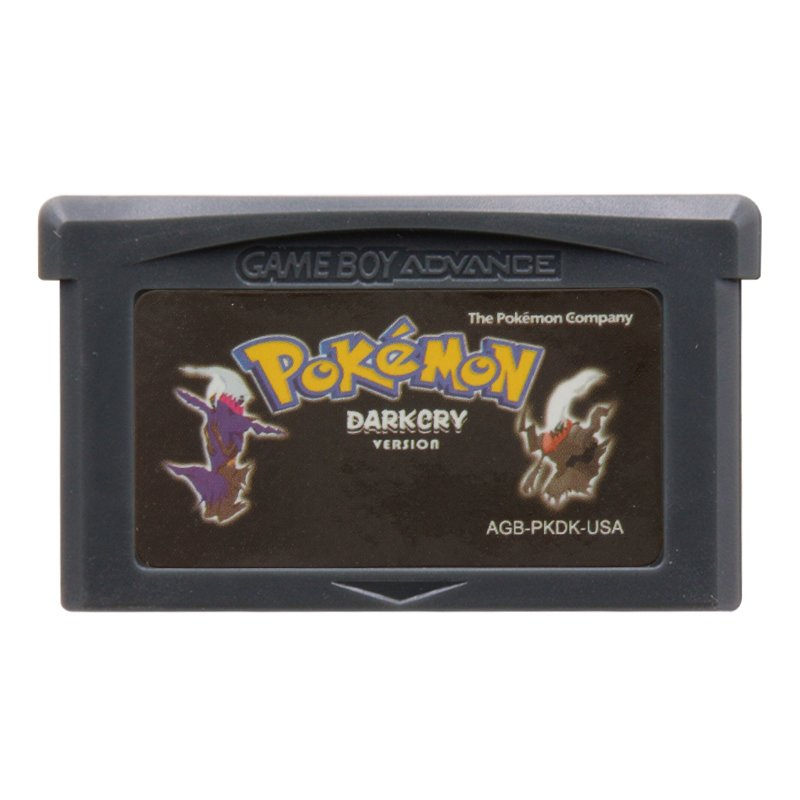 Pokemon Dark Cry Gameboy Advance GBA Cartridge Card US Version