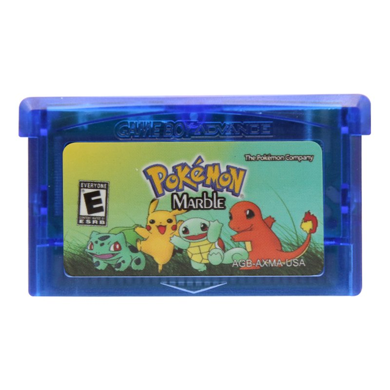 Pokemon Marble Gameboy Advance GBA Cartridge Card US Version