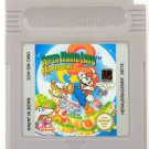 Super Mario Land 6 Golden Coins Gameboy Color GBC Cartridge Card
