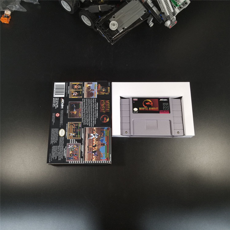 Mortal Kombat Us Version With Retail Box