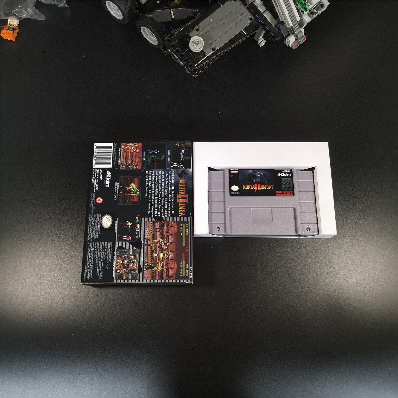 Mortal Kombat 2 Us Version With Retail Box