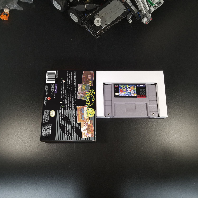 Pocky & Rocky 2 Us Version With Retail Box