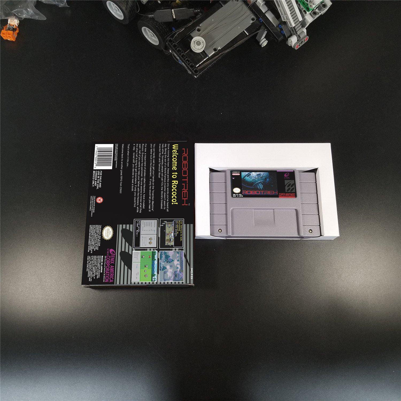 Robotrek Us Version With Retail Box