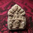 Thai Amulet Khun Phaen Ten Kong Luang Pho Khein Thawaro, Non Khlong wat