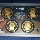 2008 United States Mint Presidential 1 coin proof set, S, BU, Uncirculated