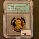 Presidential Coin, Andrew Jackson