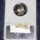 2006 D Washington State Quarter Dollar, NGC PF-69,Ultra Cameo, South Dakota,
