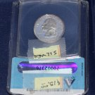 2000 S Washington State Quarter, ANACS PF-69, Silver, Virginia,