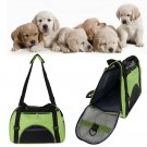 Green Fruit Pet Carrier Soft Sided Cat Dog Travel Tote Bag Travel M Size