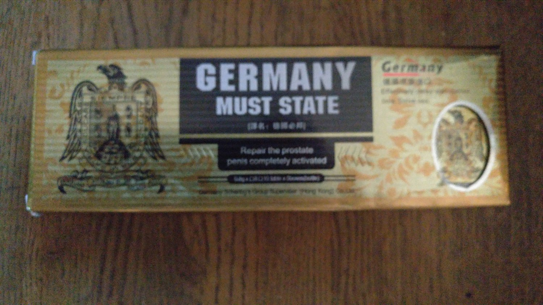Better than Super Hard / 50 Germany Must State pills / Sex Male Enhancement