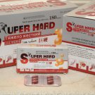 FRESH IN 20-BOXES Packs of Super Hard  Super Fast Ship FREE DELAY WIPES  Rock Hard Male Enhancement