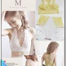Simplicity 8228 Misses Uncut-FF Underwear Sewing Pattern sz:XS-XL32A-42DD ©2016