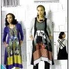 Vogue 9108 Women's Plus Uncut-FF Dress Pants Top Sewing Pattern sz:ZZ16-26 ©2015