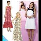 Butterick 6447 Misses Uncut-FF Dress Sewing Pattern sz:A56-14 ©2017