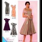 McCalls 7926 Women's Plus Uncut-FF Dress Sewing Pattern sz:RR18W-24W ©2019