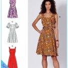 McCalls  7972 Misses Uncut-FF Dress Sewing Pattern sz:E514-22 ©2019