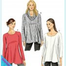 Vogue 8952 Misses Uncut-FF Top Sewing Pattern sz:Y 4-14 ©2013